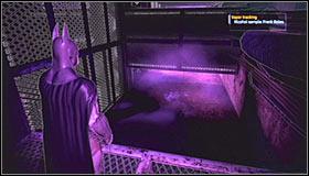 10 - Прохождение - Интенсивное лечение - часть 2 - Прохождение - Бэтмен: Убежище Аркхема - Руководство по игре и прохождение