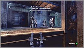 Продолжайте движение вперед, проходя мимо планшета, который можно отсканировать, чтобы раскрыть один из секретов - Прохождение - Интенсивное лечение - часть 3 - Прохождение - Бэтмен: Убежище Аркхема - Руководство по игре и прохождение