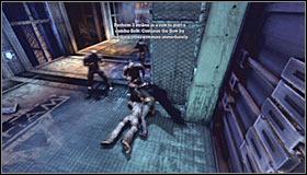 2 - Прохождение - Интенсивное лечение - часть 3 - Прохождение - Бэтмен: Убежище Аркхема - Руководство по игре и прохождение
