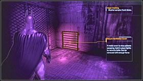 Во время этой новой битвы у вас будет множество возможностей для успешных контратак - Пошаговое руководство - Интенсивное лечение - Часть 3 - Пошаговое руководство - Бэтмен: Убежище Аркхэма - Руководство по игре и прохождение игры