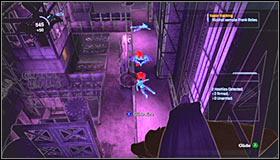 С этого момента вы должны быть очень осторожны, потому что новые заключенные организованы и более осторожны, чем последняя группа - Прохождение - Интенсивное лечение - часть 3 - Прохождение - Бэтмен: Убежище Аркхэма - Руководство по игре и прохождение