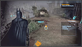 8 - Walkthrough - Arkham Island - Walkthrough - Batman: Arkham Asylum - Game Guide and Walkthrough