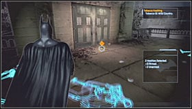 9 - Walkthrough - Arkham Island - Walkthrough - Batman: Arkham Asylum - Game Guide and Walkthrough