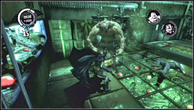 3 - Walkthrough - Botanical Gardens - part 3 - Walkthrough - Batman: Arkham Asylum - Game Guide and Walkthrough