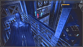Once you�ve regained control over the main character proceed to the north and you�ll end up standing in Secure Transit - Walkthrough - Intensive Treatment #2 - part 2 - Walkthrough - Batman: Arkham Asylum - Game Guide and Walkthrough