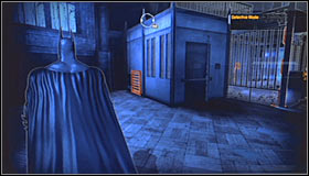 how to get to maintenance access arkham asylum