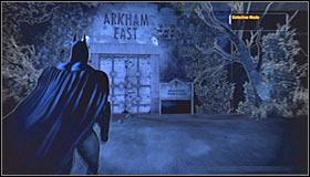 Collectibles Arkham North Part 1 Batman Arkham