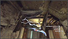 Go out of the basement and check the corridor nearby the northern Courthouse exit - Batman trophies (01-14) | Park Row - Park Row - Batman: Arkham City Game Guide