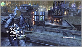7 - Batman trophies (01-14) | Park Row - Park Row - Batman: Arkham City Game Guide