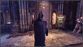 20 - Batman trophies (01-14) | Park Row - Park Row - Batman: Arkham City Game Guide