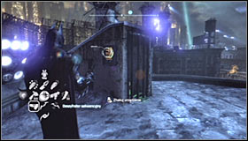 22 - Batman trophies (01-14) | Park Row - Park Row - Batman: Arkham City Game Guide