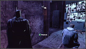 1 - Batman trophies (25-36) | Park Row - Park Row - Batman: Arkham City Game Guide