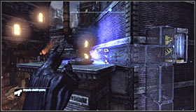 13 - Batman trophies (25-36) | Park Row - Park Row - Batman: Arkham City Game Guide