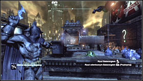 17 - Batman trophies (25-36) | Park Row - Park Row - Batman: Arkham City Game Guide