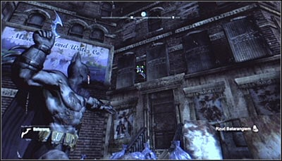 There is a total of twelve TYGER cams in Park Row and destroying them will let you complete a total of four riddles (three cameras per each) - TYGER cameras | Park Row - Park Row - Batman: Arkham City Game Guide