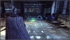 Batman should automatically break through the wall upon hitting it #1 - Batman trophies (01-10) | Amusement Mile - Amusement Mile - Batman: Arkham City Game Guide