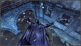 The Trophy is hidden below the Krank Co - Batman trophies (11-18) | Amusement Mile - Amusement Mile - Batman: Arkham City Game Guide