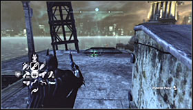 Search for the pressure plate nearby the Trophy cage and stand on it #1 - Batman trophies (19-28) | Amusement Mile - Amusement Mile - Batman: Arkham City Game Guide