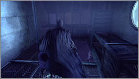 Turn north and shoot at the wall in the distance #1 - Batman trophies (29-37) | Amusement Mile - Amusement Mile - Batman: Arkham City Game Guide