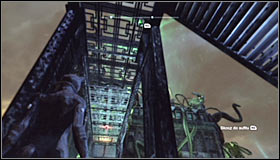 The Trophy is hidden below the bridge leading to Poison Ivys estate #1 - Catwoman trophies | Amusement Mile - Amusement Mile - Batman: Arkham City Game Guide