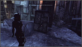 5 - Catwoman trophies | Amusement Mile - Amusement Mile - Batman: Arkham City Game Guide