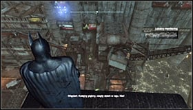 1 - Batman trophies (17-25) | Industrial District - Industrial District - Batman: Arkham City Game Guide