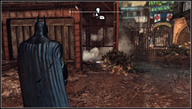 4 - Batman trophies (17-25) | Industrial District - Industrial District - Batman: Arkham City Game Guide