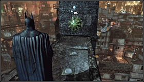 15 - Batman trophies (17-25) | Industrial District - Industrial District - Batman: Arkham City Game Guide
