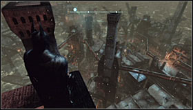 16 - Batman trophies (17-25) | Industrial District - Industrial District - Batman: Arkham City Game Guide