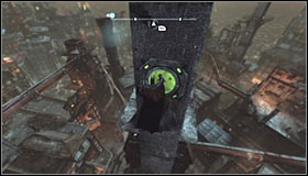 17 - Batman trophies (17-25) | Industrial District - Industrial District - Batman: Arkham City Game Guide
