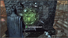 Repeat all the actions described above with the third pressure plate #1 - Batman trophies (17-25) | Industrial District - Industrial District - Batman: Arkham City Game Guide