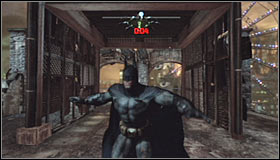 2 - Batman trophies (26-37) | Industrial District - Industrial District - Batman: Arkham City Game Guide
