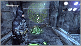 8 - Batman trophies (26-37) | Industrial District - Industrial District - Batman: Arkham City Game Guide