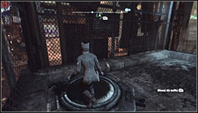 7 - Catwoman trophies - Industrial District - Batman: Arkham City - Game Guide and Walkthrough