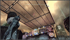 9 - Catwoman trophies - Industrial District - Batman: Arkham City - Game Guide and Walkthrough