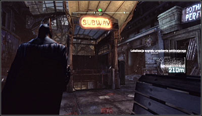 Arkham Knight Subway Map.Location Info Maps Subway Batman Arkham City Game Guide
