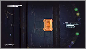 After reaching the area where the Trophy is hidden, you should note that its behind a locked gate #1 - Batman trophies (01-11) | Subway - Subway - Batman: Arkham City Game Guide