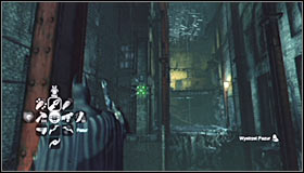 Approach the hacking mini-game and create the password #1 - Batman trophies (12-26) | Subway - Subway - Batman: Arkham City Game Guide