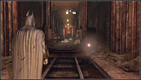 3 - Riddles - Subway - Batman: Arkham City - Game Guide and Walkthrough