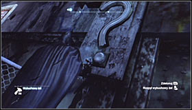 This puzzle is far more complicated than it might seem at first, so carefully complete the successive moves - Batman trophies (01-09) | Bowery - Bowery - Batman: Arkham City Game Guide