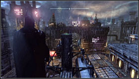 7 - Batman trophies (01-09) | Bowery - Bowery - Batman: Arkham City Game Guide