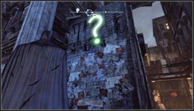 12 - Batman trophies (01-09) | Bowery - Bowery - Batman: Arkham City Game Guide