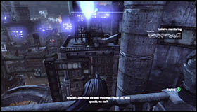 16 - Batman trophies (01-09) | Bowery - Bowery - Batman: Arkham City Game Guide