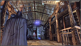 18 - Batman trophies (22-30) | Bowery - Bowery - Batman: Arkham City Game Guide