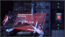 Search the roof for a control panel that you can hack #1 and use the Cryptographic Sequencer on it - TYGER cameras | Bowery - Bowery - Batman: Arkham City Game Guide