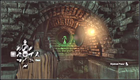 Get inside the tunnel leading from the Waste Exchange to the Loading Bay - Batman trophies (01-15) | Steel Mill - Steel Mill - Batman: Arkham City Game Guide