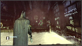 6 - Batman trophies (01-15) | Steel Mill - Steel Mill - Batman: Arkham City Game Guide