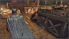 3 - Batman trophies (16-24) | Steel Mill - Steel Mill - Batman: Arkham City Game Guide