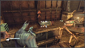 20 - Batman trophies (16-24) | Steel Mill - Steel Mill - Batman: Arkham City Game Guide