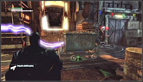 23 - Batman trophies (16-24) | Steel Mill - Steel Mill - Batman: Arkham City Game Guide